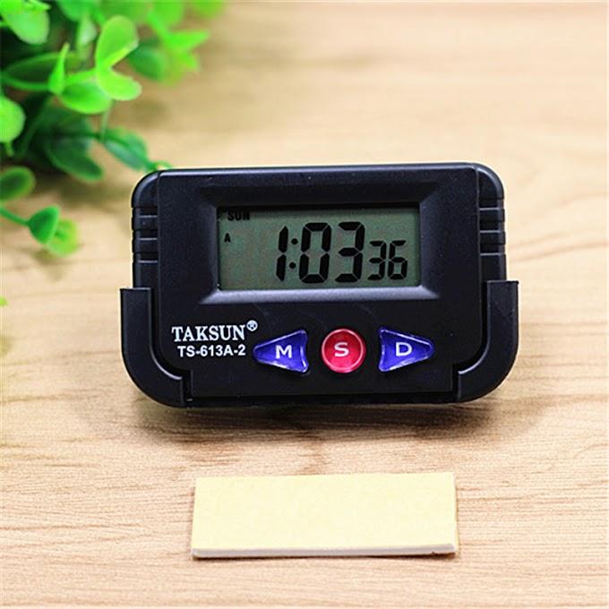 Đồng hồ Ô tô - Thể thao - Taksun TS-613