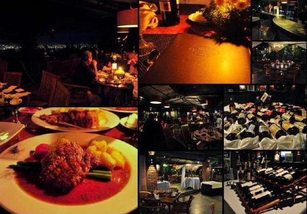tempat wisata kuliner romantis di bandung the peak bandung