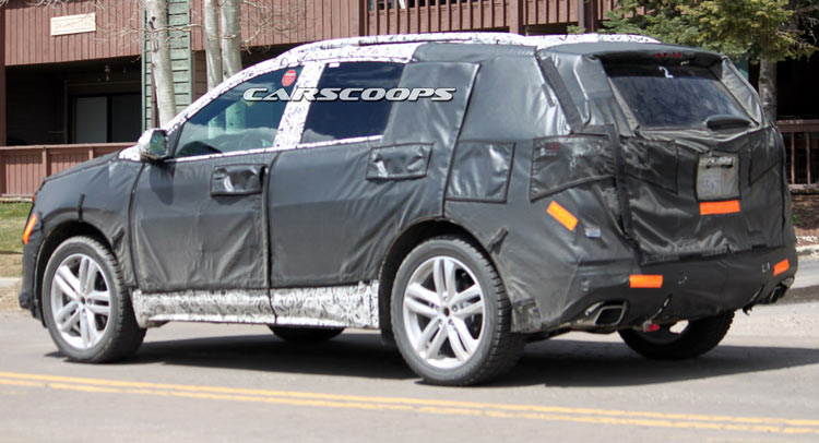 Chevy Reshapes 2018 Equinox To Take On RAV4, CR-V And Escape ...