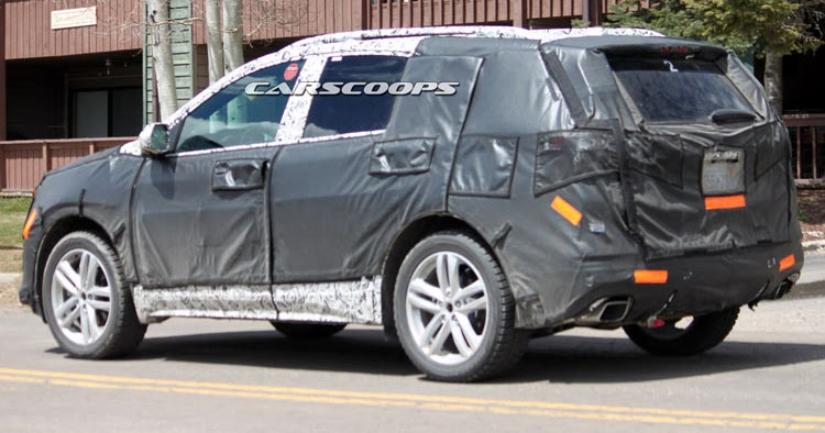 Chevy Reshapes 2018 Equinox To Take On RAV4, CR-V And Escape