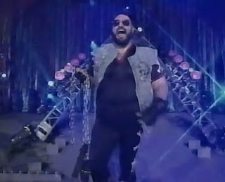 WCW SUPERBRAWL VI 1996 - One Man Gang challenged Konnan for the US Title