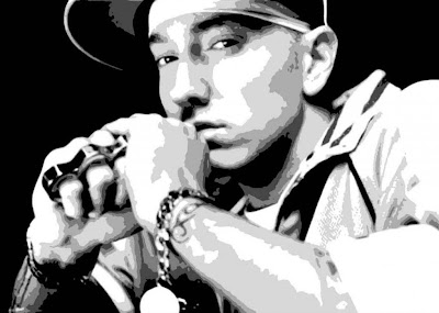 Singer Rap Graffiti Art