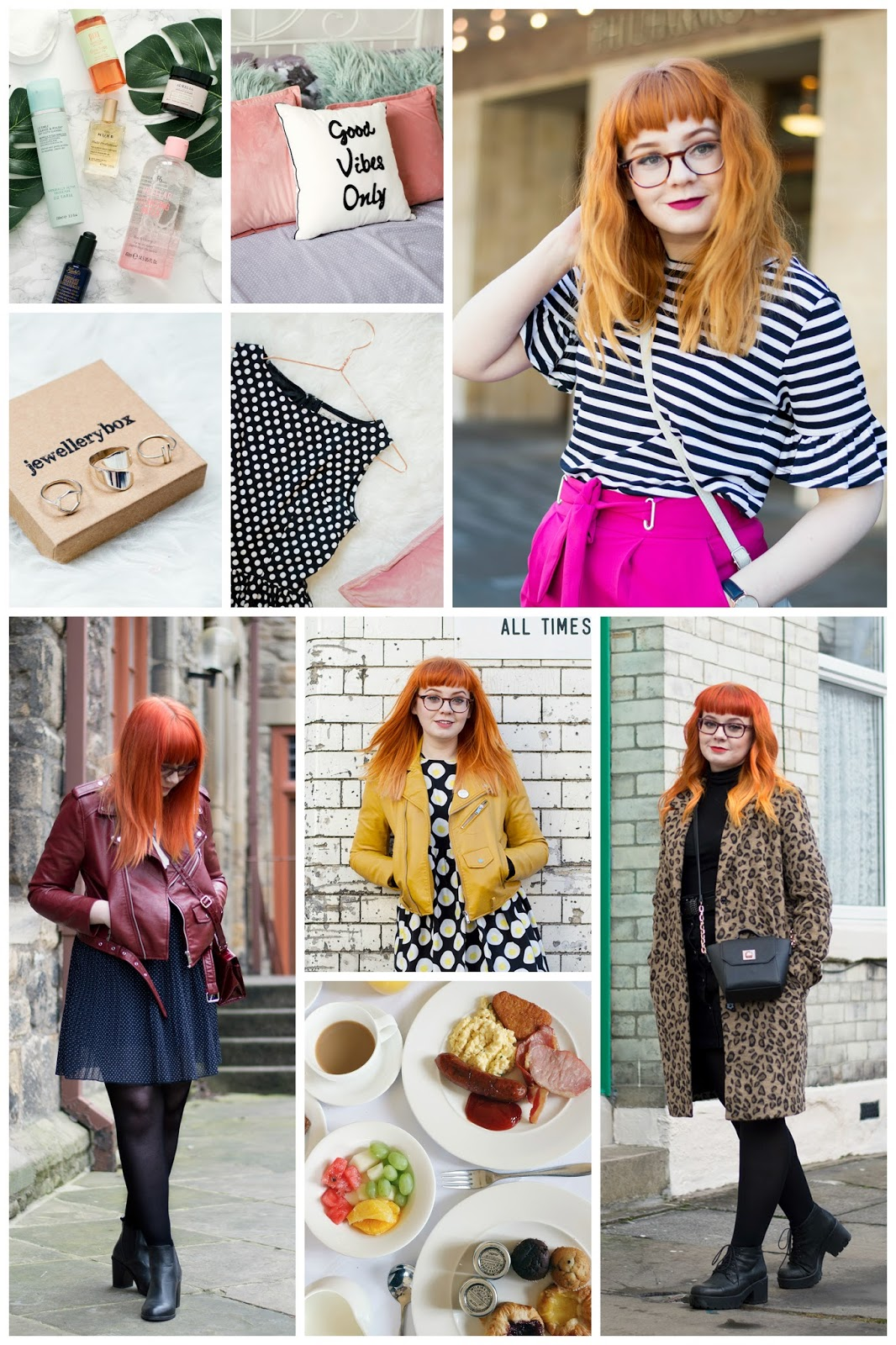 blogger crushes, favourite bloggers, blog recommendations, orange hair, colourful blogger, north east blogger, April's Wonder Emporium