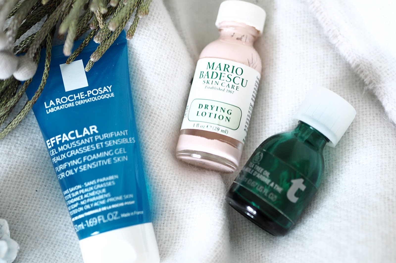secret to clear skin