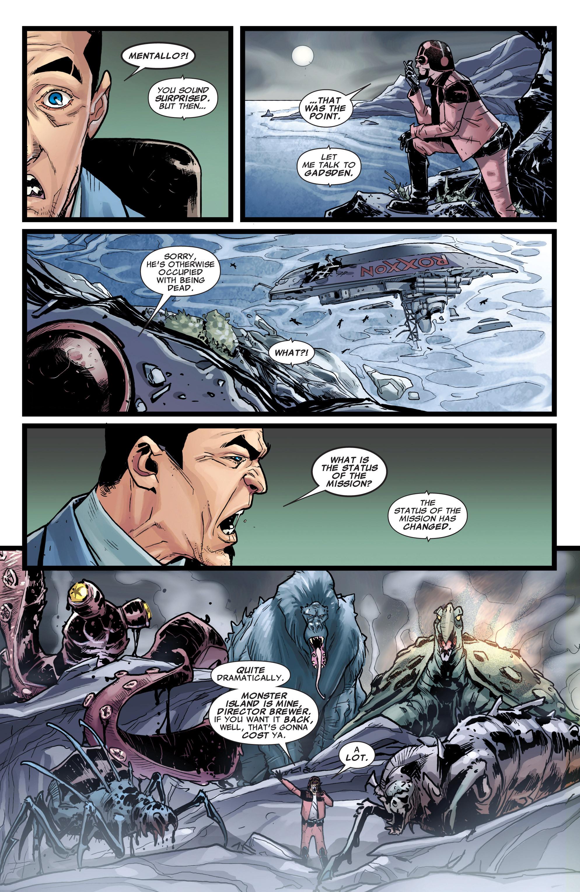 Read online Astonishing X-Men (2004) comic -  Issue #37 - 13