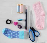 мягкая игрушка из носка для начинающих, мягкая игрушка из носка выкройки и схемы, мягкая игрушка из носка своими руками, мягкая игрушка из носка кошка, мягкая игрушка из носка своими руками заяц, мягкая игрушка из носка фото,  как сделать мягкую игрушку из носка, как сделать кошку из носка, как сделать зайца из носка, Ззайчик, из носков, из трикотажа, из текстиля, зайчик из носков, для малышей, игрушки мягкие, зверушки, для детей, пасхальные игрушки, пасхальный заяц, шитье, http://handmade.parafraz.space/,айчик из носка (МК) http://prazdnichnymir.ru/