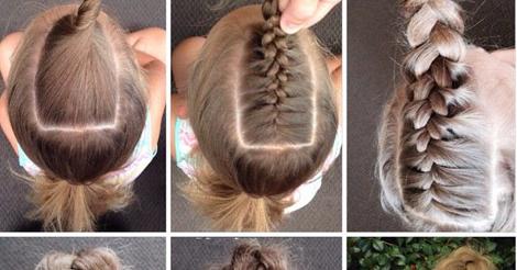 Incredible Fishbone Braid Hairstyle Entertainment News Photos Amp Videos Hairstyles For Men Maxibearus