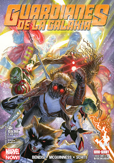Guardianes de la Galaxia Vol #6 One Shot