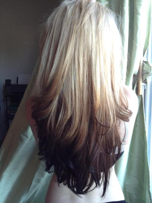 Jade S Blog Westwood Hair Reverse Ombre