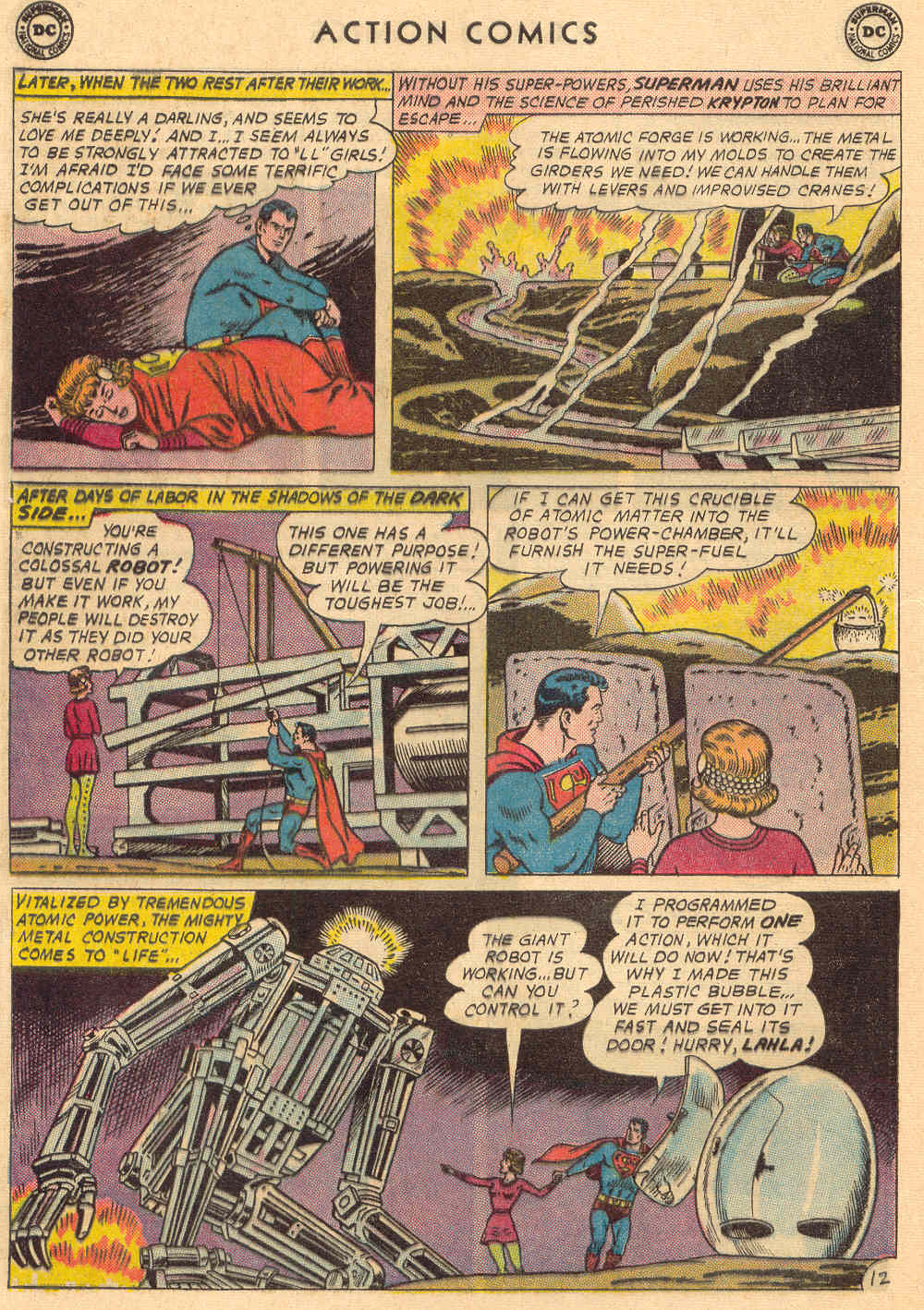 Read online Action Comics (1938) comic -  Issue #321 - 16