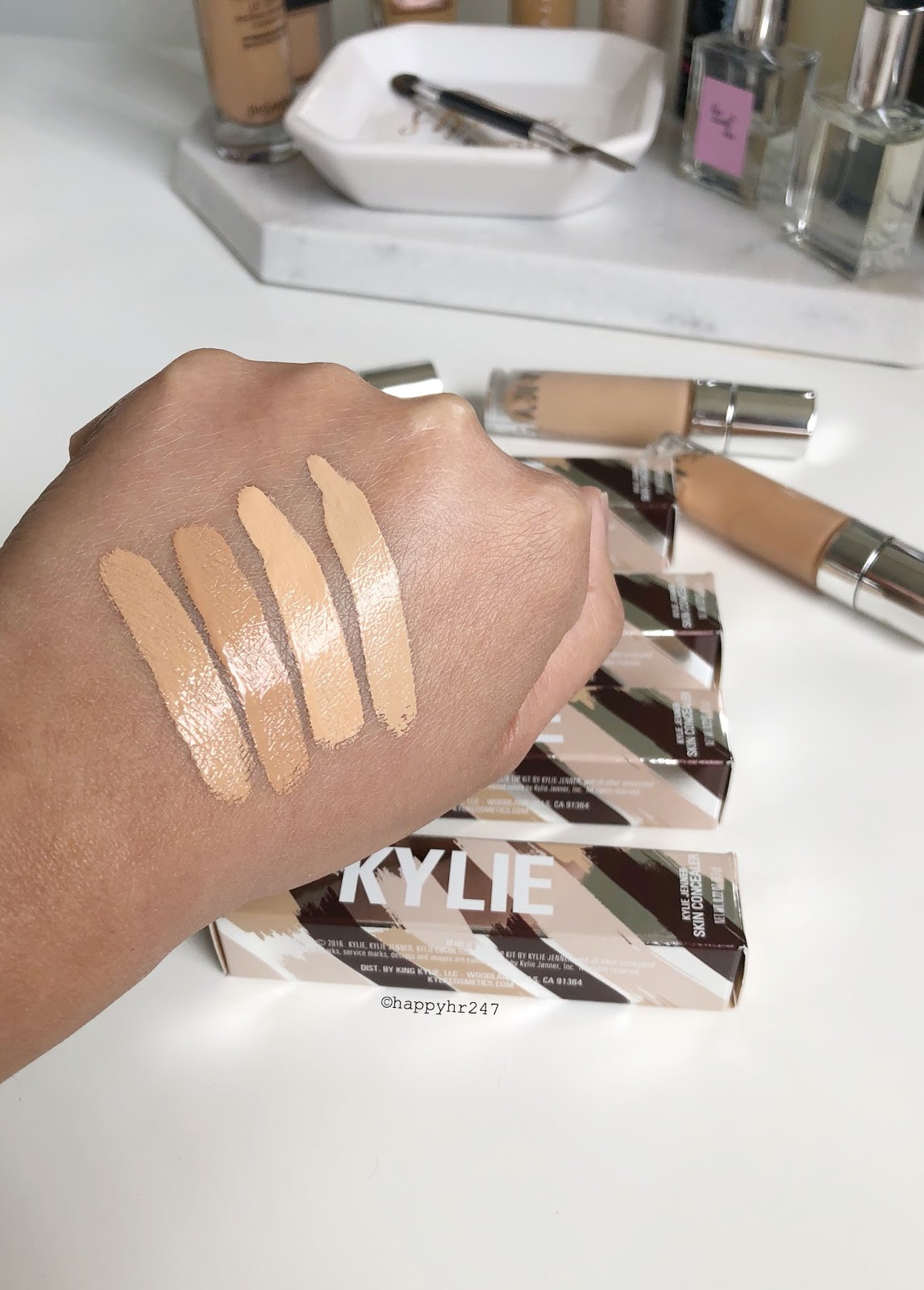 Product Review | Kylie Cosmetics Skin Concealer