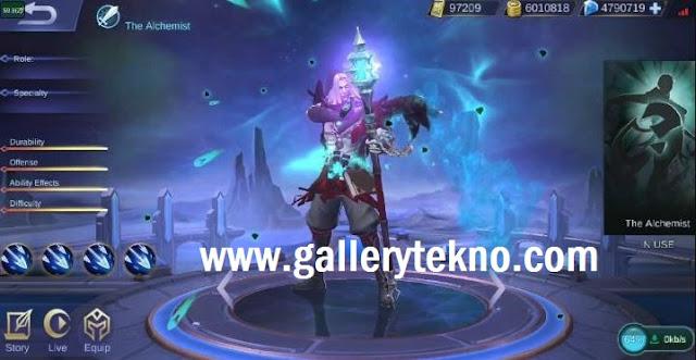 Kapan Tanggal Rilis Hero Faramis di Server Ori Mobile Legends