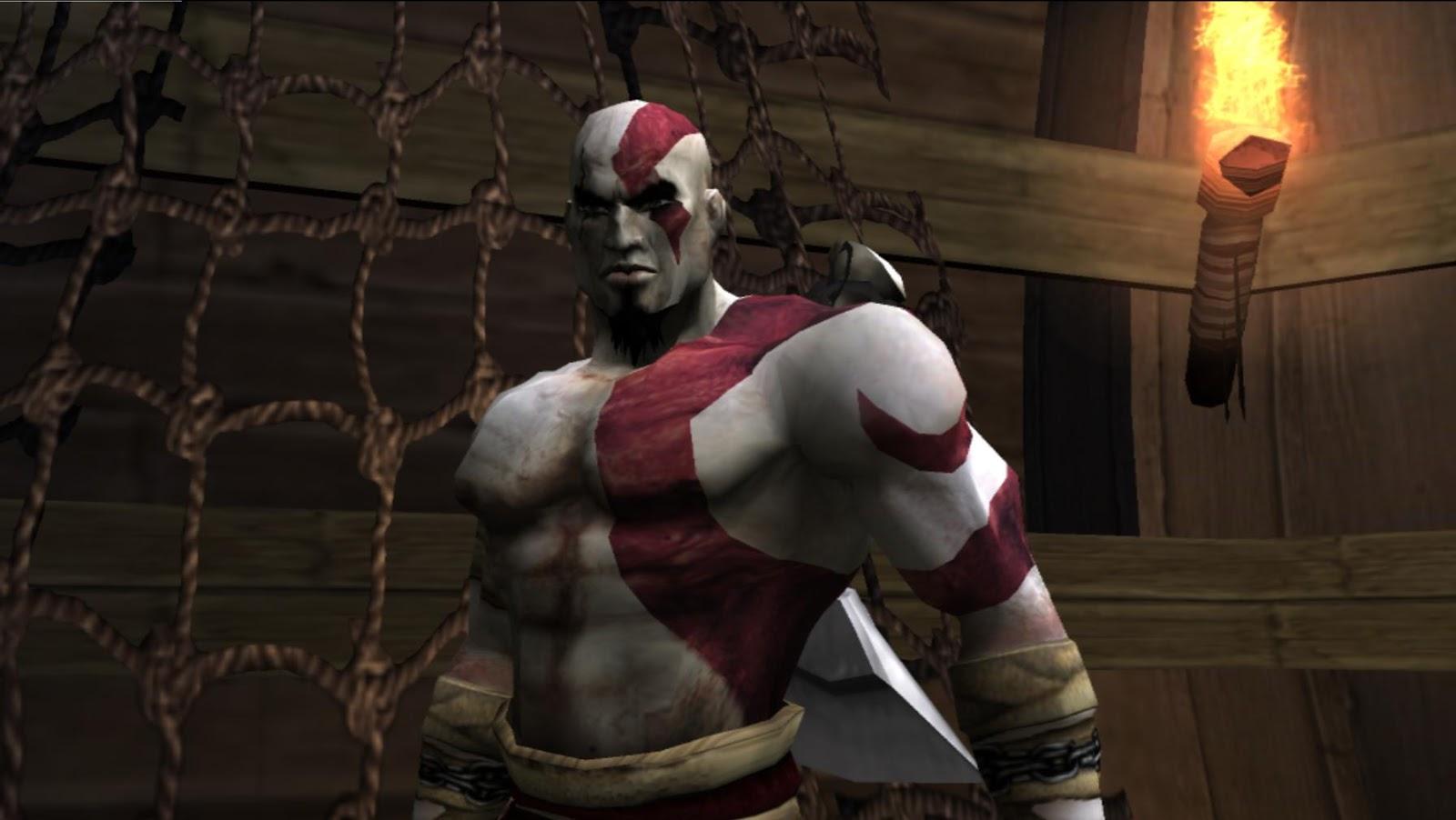 Resultado de imagen de god of war 2005 kratos