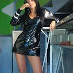 Andrea Rincon, Selena Spice Galeria 5 : Vestido De Latex Negro Foto 99