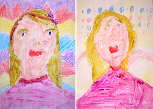 autoportretul