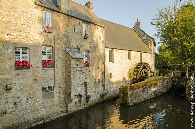 Bayeux viaje Normandia  ciudad con encanto turismo