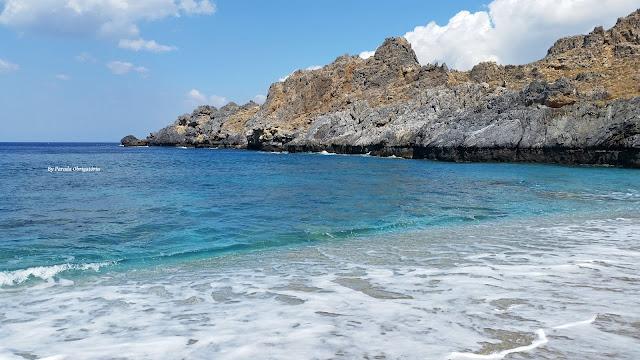 Skinaria Beach - Creta, Grécia