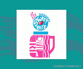Sweetbite Dagupan Cafe Logo