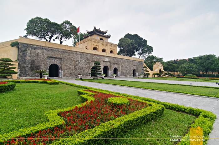Hanoi Imperial Citadel of Thang Long