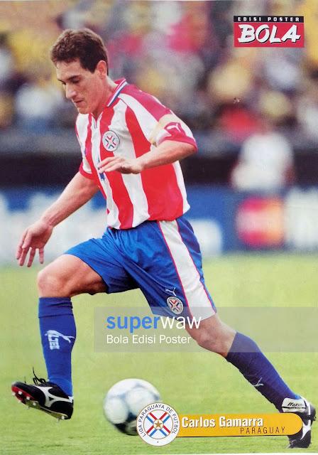 Poster Carlos Gamara (Paraguay)