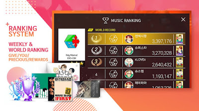 SuperStar SMTOWN Apk Download latest version