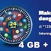 TARIF DAN CARA PAKET XL HOTROD 4GB + BONUS 4GB TERBARU 2016