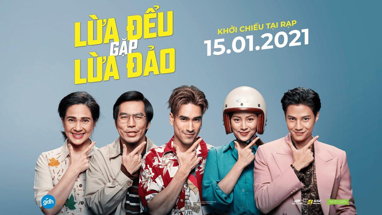 Lừa Đểu Gặp Lừa Đảo - The Con-Heartist (2021) (2021)
