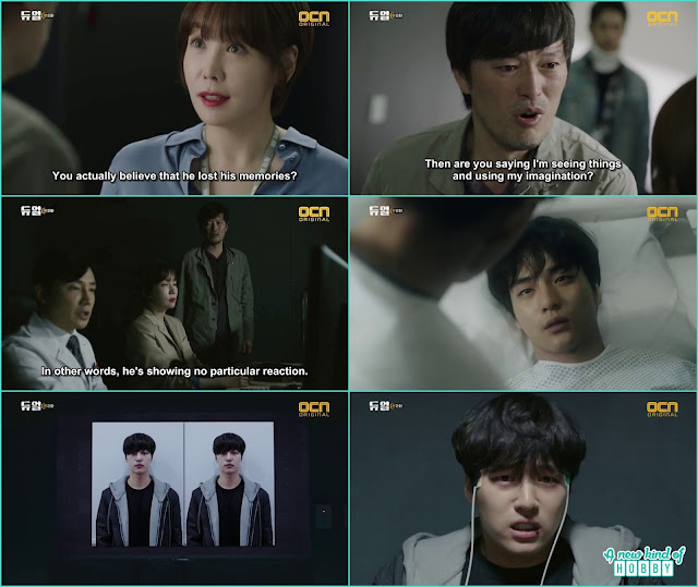 Prodiler did a emotion test if sung hoon telling the truth or not - Duel: Episode 1 & 2 korean drama