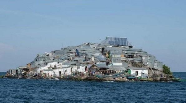 İzole Edilmiş Toplum: Migingo Adası