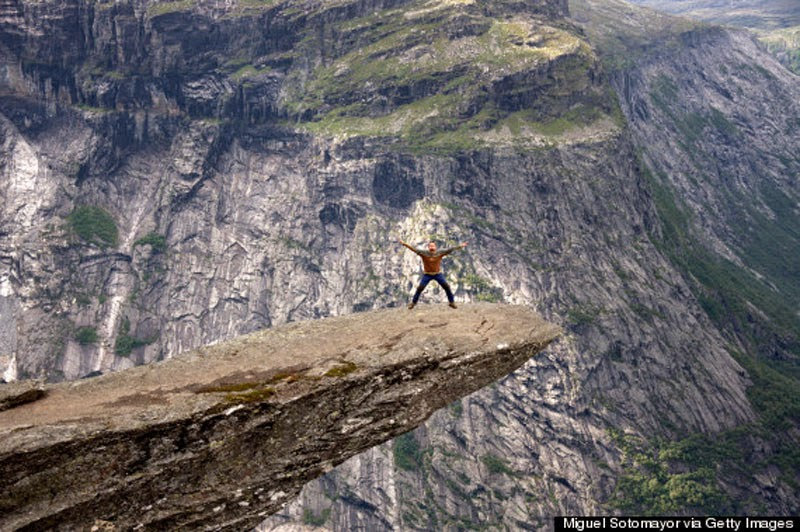 3. Trolltunga is the Perfect Photo Op - 10 Reasons Norway is the Greatest Place on Earth