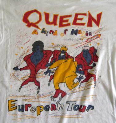 Queen - España 1986