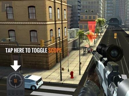 تحميل لعبة القناص niper 3D Assassin Apk مهكرة آخر إصدار