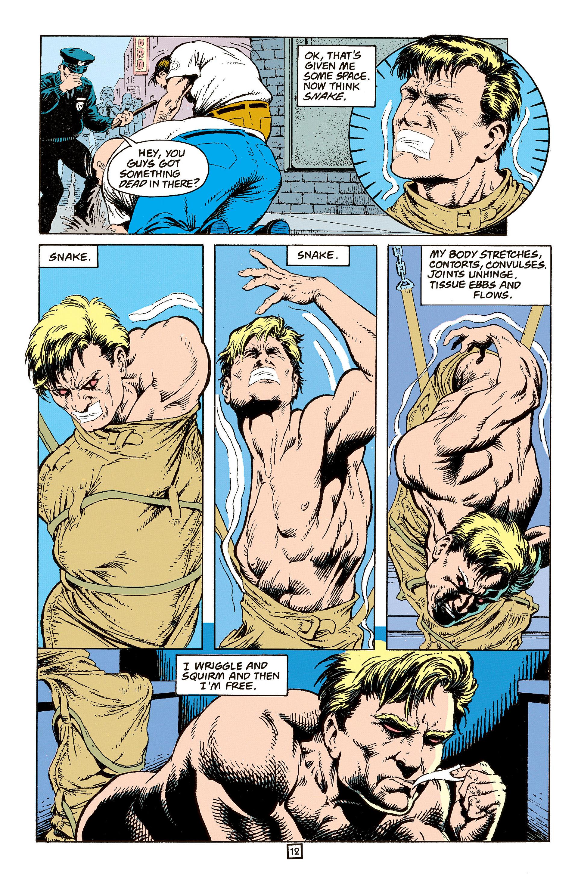 Read online Animal Man (1988) comic -  Issue #60 - 13