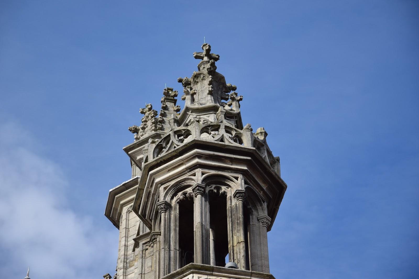 Middelburg wieża ratusza