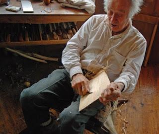 Bill Coperthwaite yurte