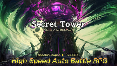 Download Secret Tower 500f Mod Apk v66 Unlimited Cash Android Gratis