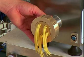 ideias de negocios - máquina de macarrão Pastmatic Diemap