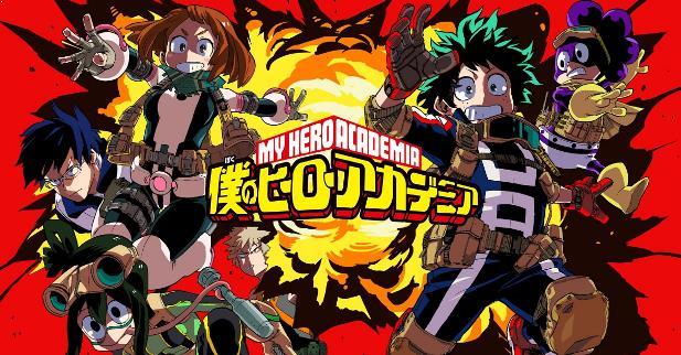 Boku no Hero Academia - Anime Tokoh Utama Diremehkan