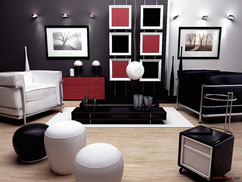 Idées de conception d'intérieur moderne
