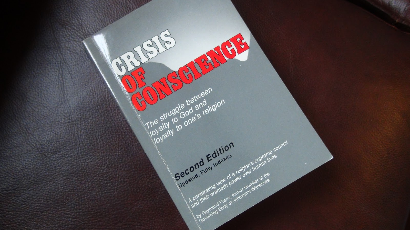crisis of conscience the story of the struggle between loyalty to god and loyalty to one s religion
