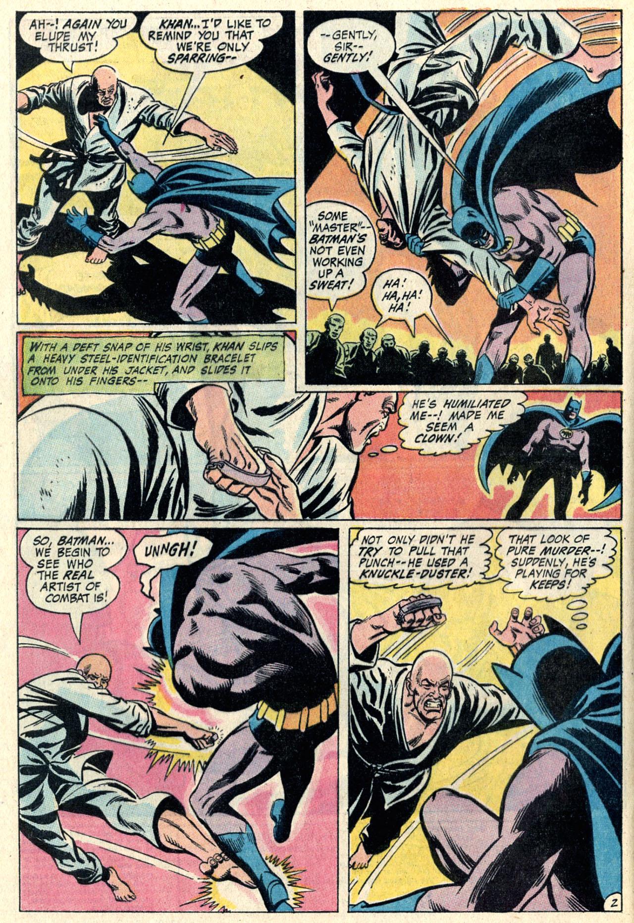Detective Comics (1937) 399 Page 3