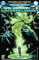 DC Renascimento: Hal Jordan e a Tropa dos Lanternas Verdes #19