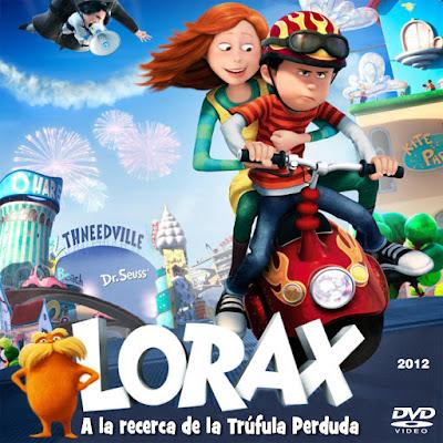 LORAX - A la recerca de la Trúfula Perduda