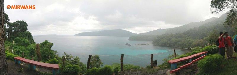 Pesona Wisata Gua Sarang Sabang Aceh