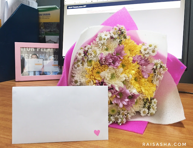 A Love Letter For My Husband.. - R A I S A S H A