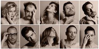 """""""Ο Γλάρος"""" του Άντον Τσέχωφ, από την Ομάδα Χρώμα, σε σκηνοθεσία Κωνσταντίνου Χατζή."""