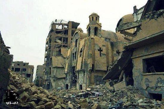 Το διαφαινόμενο τέλος του συριακού πολέμου και η επόμενη ημέρα της Συρίας