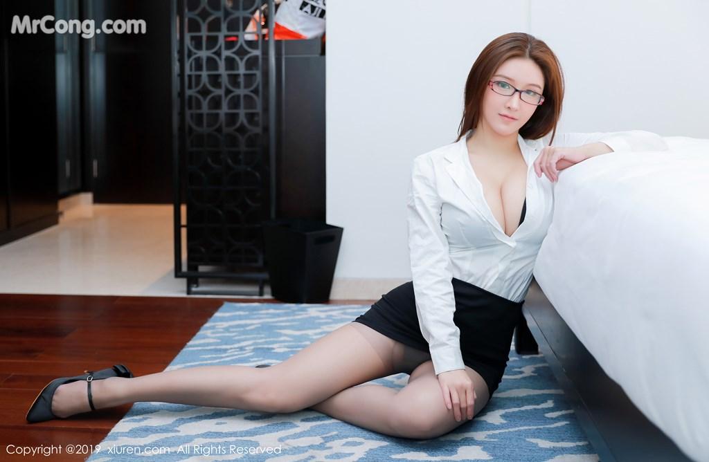 Image XIUREN-No.1457-Jenny-MrCong.com-010 in post XIUREN No.1457: 任莹樱 Jenny (46 ảnh)