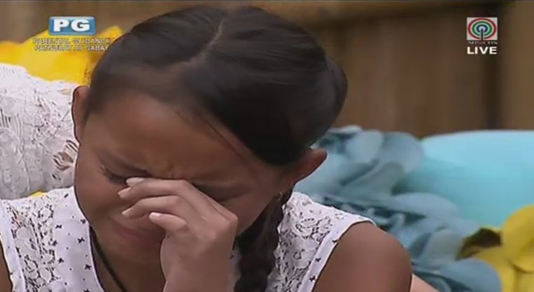 Rita Gabiola has just been evicted on Pinoy Big Brother house.