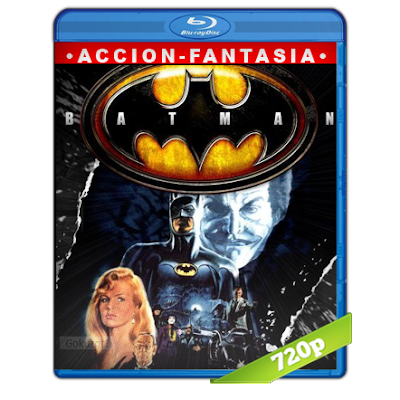 Batman (1989) BRRip 720p Audio Trial Latino-Castellano-Ingles 5.1